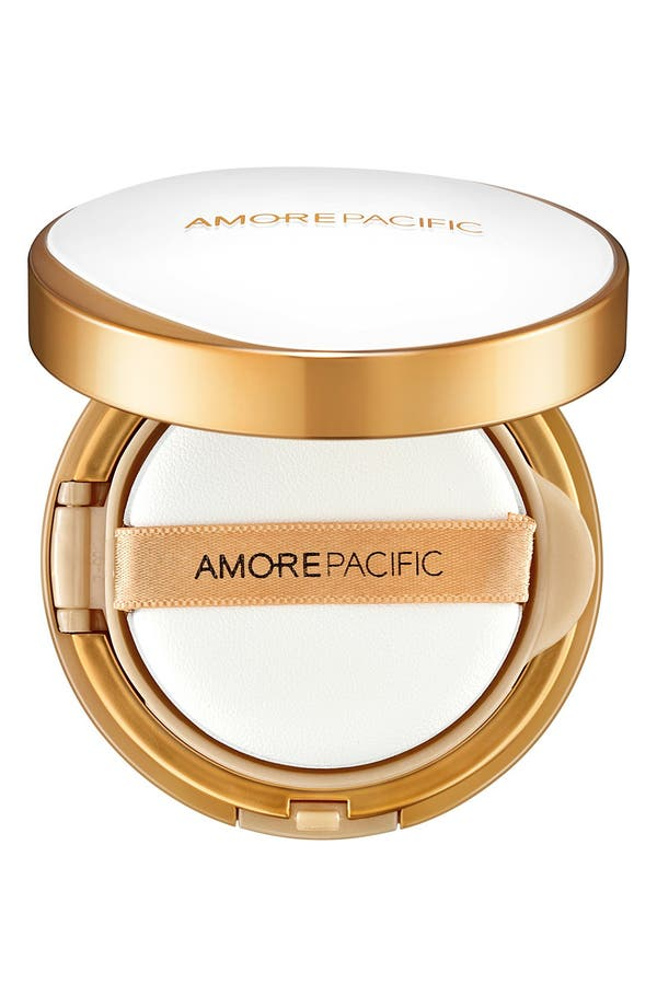 Alternate Image 1 Selected - AMOREPACIFIC 'Resort' Sun Protection Cushion Broad Spectrum SPF 30+