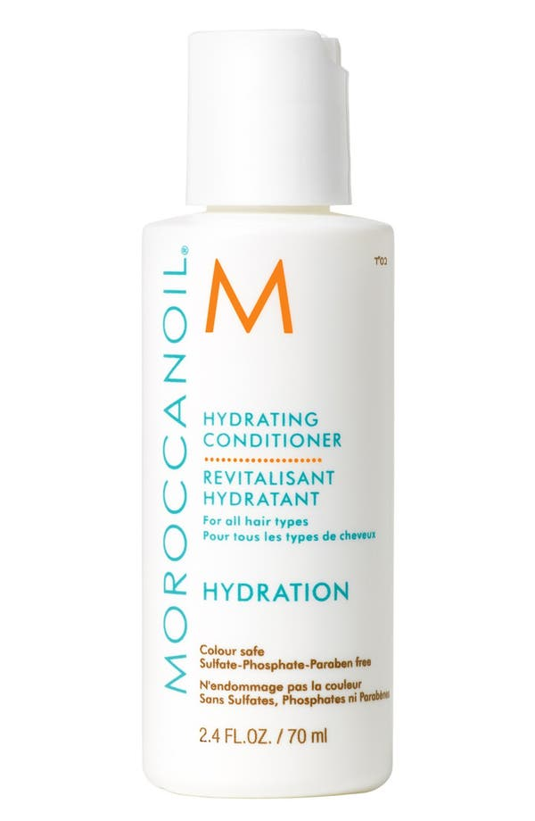 Alternate Image 2  - MOROCCANOIL® Hydrating Conditioner