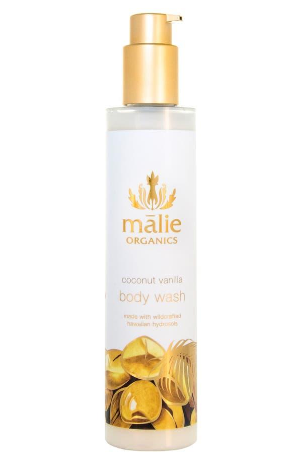 Alternate Image 1 Selected - Malie Organics Coconut Vanilla Organic Body Wash
