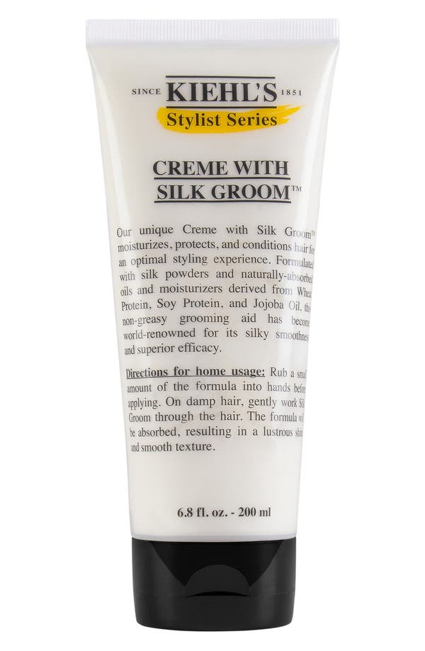 Crème with Silk Groom<sup>™</sup>,                             Main thumbnail 1, color,                             No Color