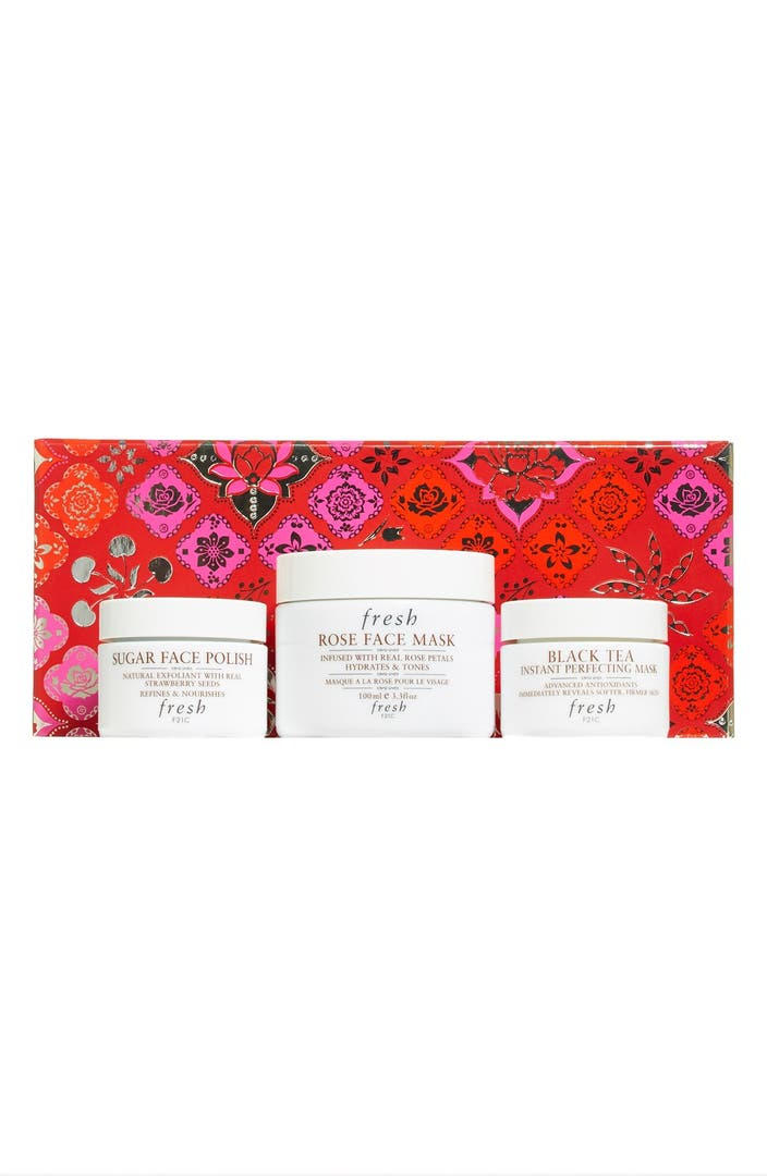Fresh 174 Complexion Perfection Face Mask Trio Limited