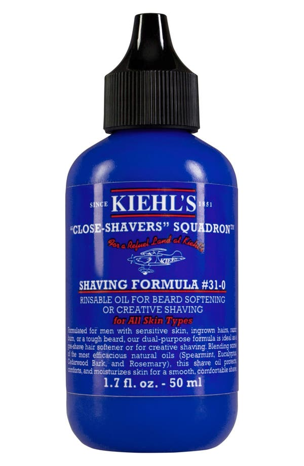 Main Image - Kiehl's Since 1851 'Close Shavers' Shaving Formula #31-0