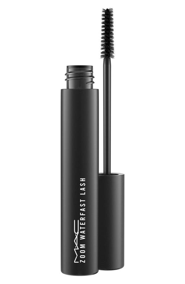 Alternate Image 1 Selected - MAC 'Zoom Waterfast Lash' Mascara