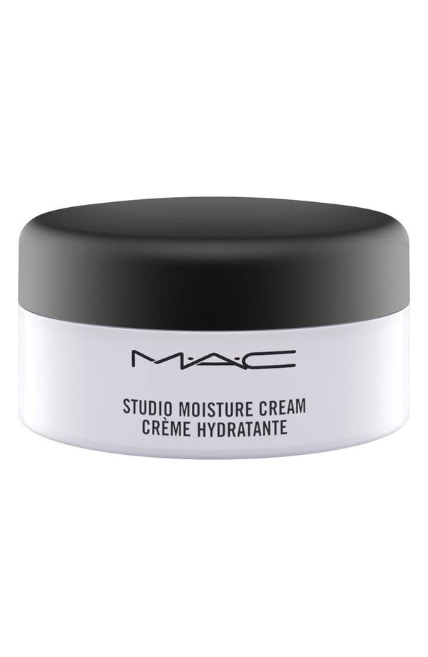MAC Studio Moisture Cream,                             Main thumbnail 1, color,                             No Color