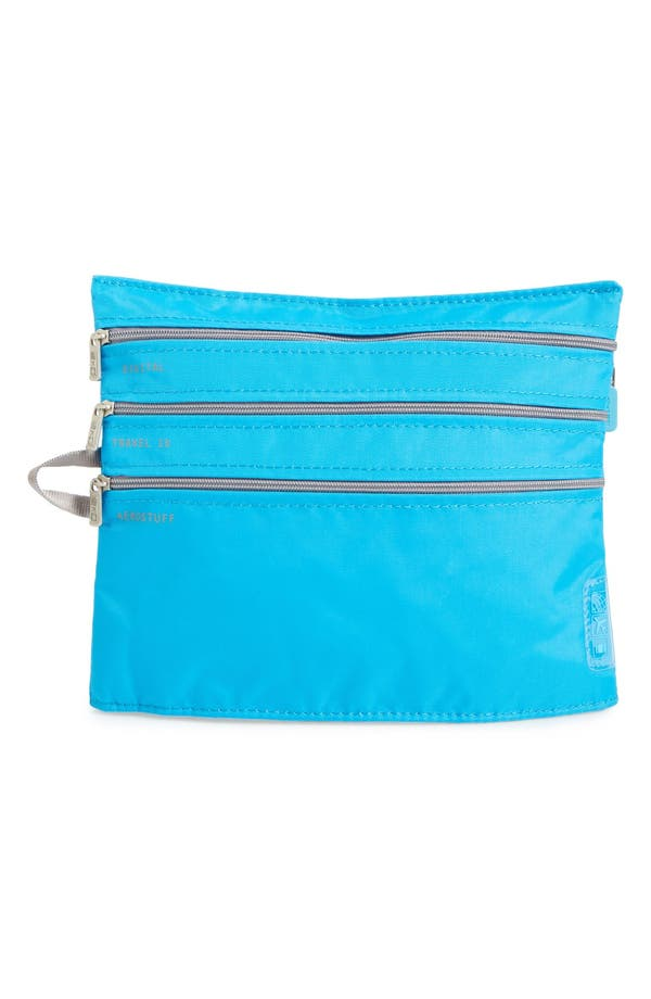 In-Flight Organizer,                         Main,                         color, Blue