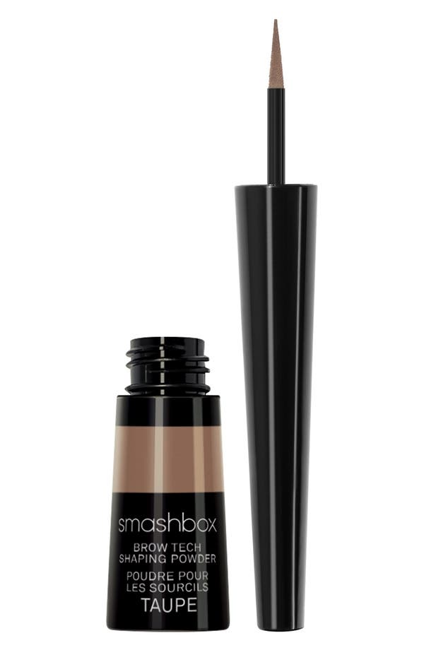 Brow Tech Shaping Powder,                         Main,                         color, Taupe