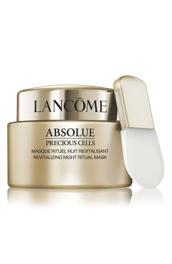 Alternate Image 1 Selected - Lancôme Absolue Precious Cells Revitalizing Night Ritual Mask