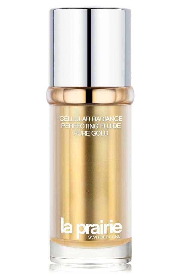 Alternate Image 1 Selected - La Prairie 'Cellular Radiance' Perfecting Fluide Pure Gold Moisturizer