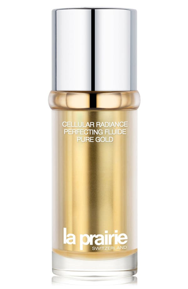 Main Image - La Prairie 'Cellular Radiance' Perfecting Fluide Pure Gold Moisturizer