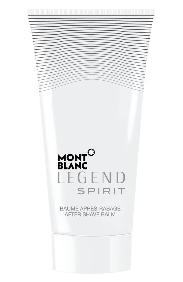 Alternate Image 1 Selected - MONTBLANC 'Legend Spirit' After Shave Balm