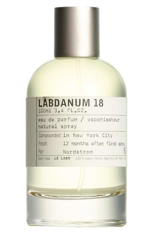 Alternate Image 1 Selected - Le Labo 'Labdanum 18' Eau de Parfum