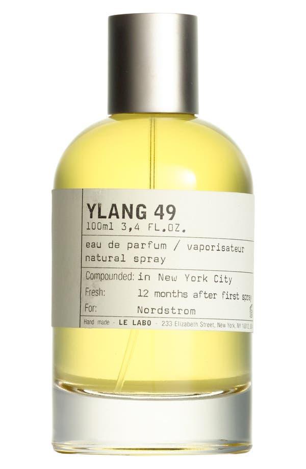 Alternate Image 1 Selected - Le Labo 'Ylang 49' Eau de Parfum