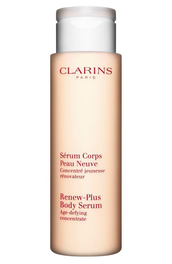 Main Image - Clarins 'Renew-Plus' Body Serum