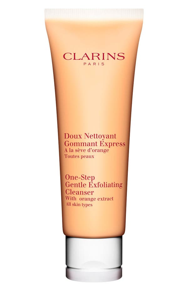 Main Image - Clarins One-Step Gentle Exfoliating Cleanser with Orange Extract