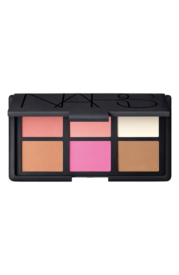 Main Image - NARS 'Nordstrom's Best' Cheek Palette (Nordstrom Exclusive) ($124 Value)