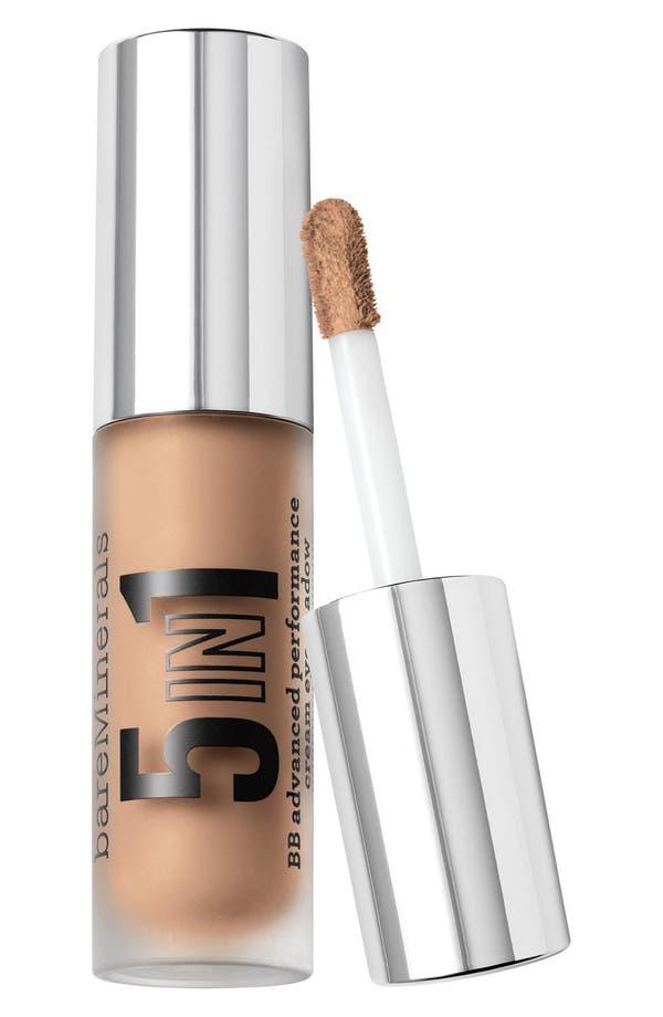 5-in-1 BB Advanced Performance Cream Eyeshadow,                             Main thumbnail 1, color,                             Rich Camel