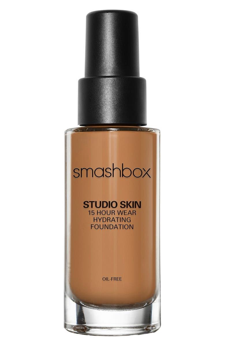 Smashbox STUDIO SKIN 15 HOUR WEAR HYDRATING FOUNDATION - 4.05 - NEUTRAL TAN