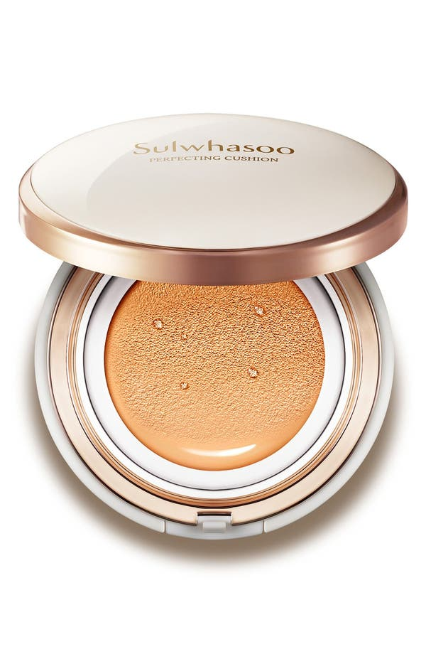 'Perfecting Cushion' Foundation Compact,                         Main,                         color, 33 Dark Beige
