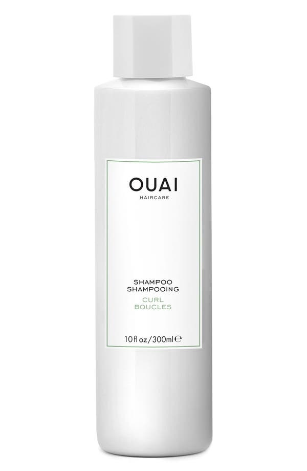Alternate Image 1 Selected - OUAI Curl Shampoo