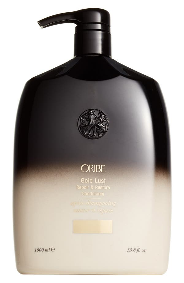 Alternate Image 2  - SPACE.NK.apothecary Oribe Gold Lust Repair & Restore Conditioner