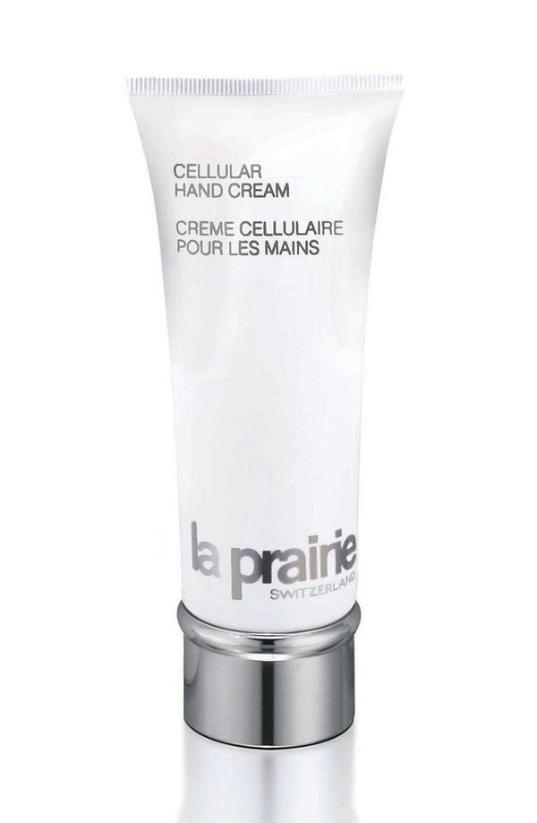 Alternate Image 1 Selected - La Prairie Cellular Hand Cream