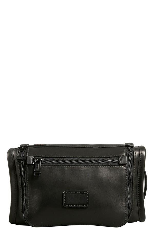 Alternate Image 1 Selected - Tumi 'Alpha' Leather Travel Kit