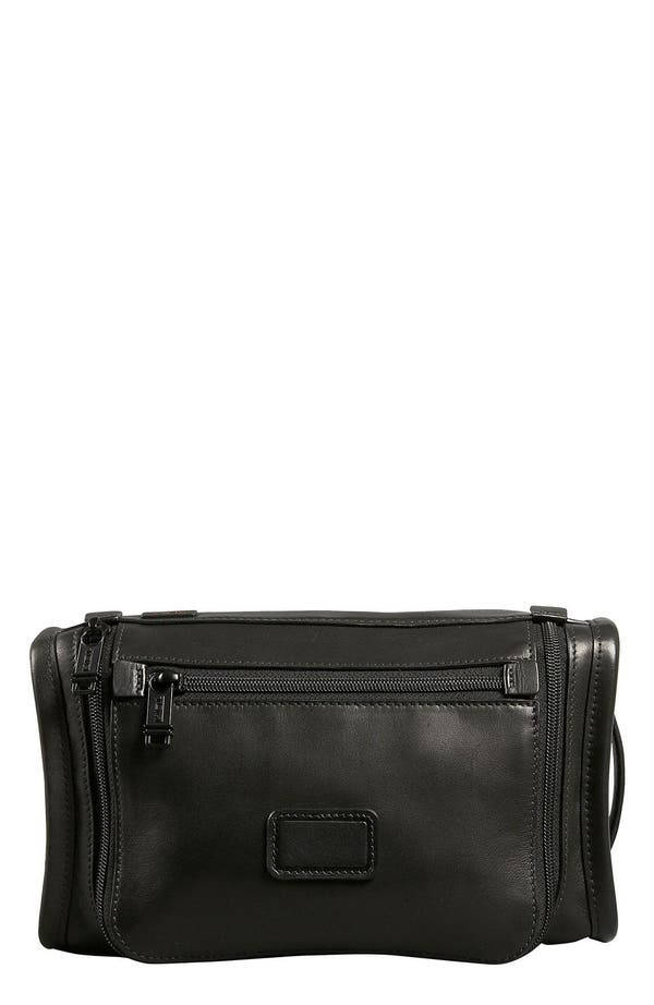 Main Image - Tumi 'Alpha' Leather Travel Kit