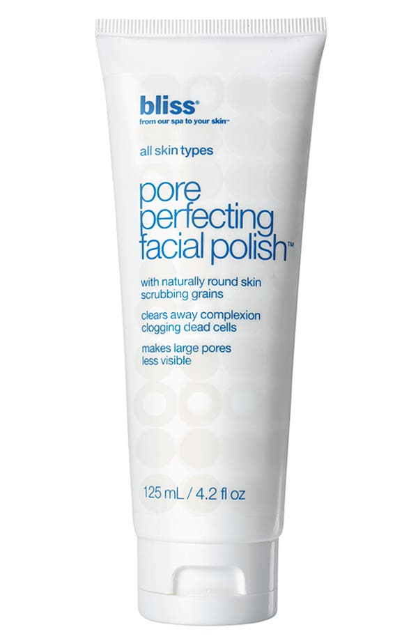 Alternate Image 1 Selected - bliss® 'Pore Perfecting' Facial Polish
