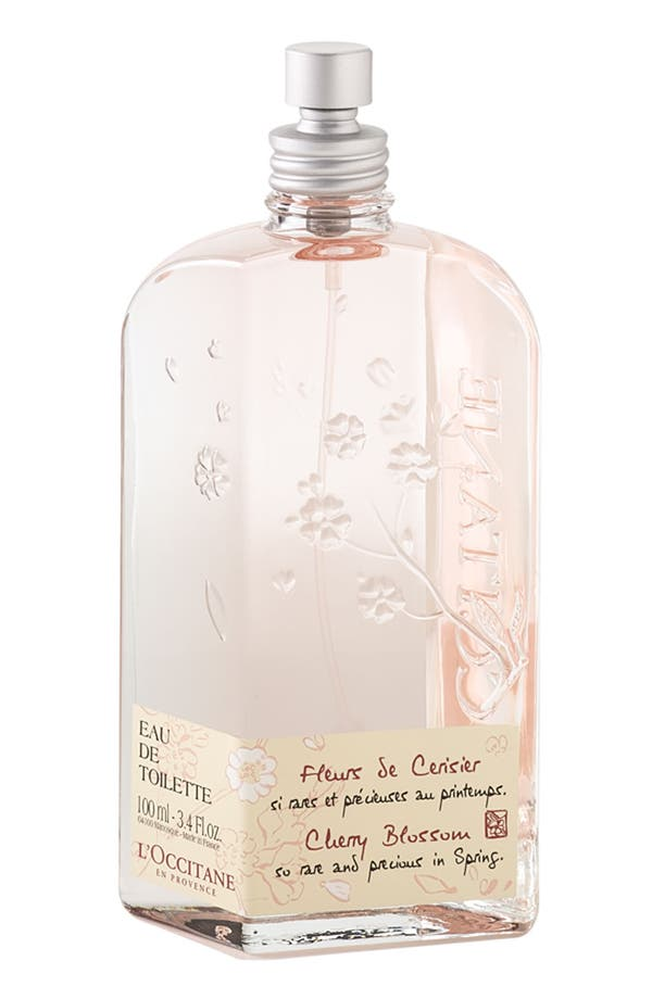 Alternate Image 1 Selected - L'Occitane 'Cherry Blossom' Eau de Toilette