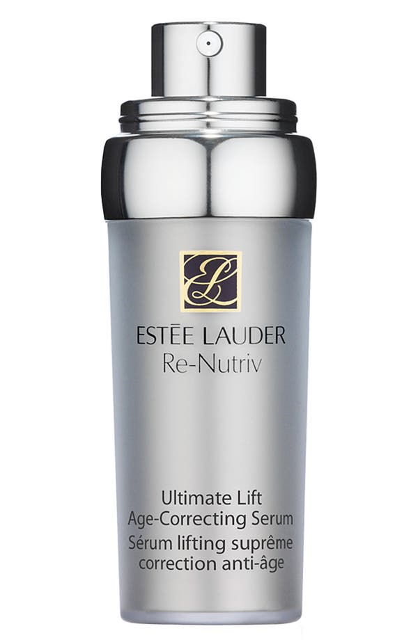 Main Image - Estée Lauder Re-Nutriv Ultimate Lift Age-Correcting Serum