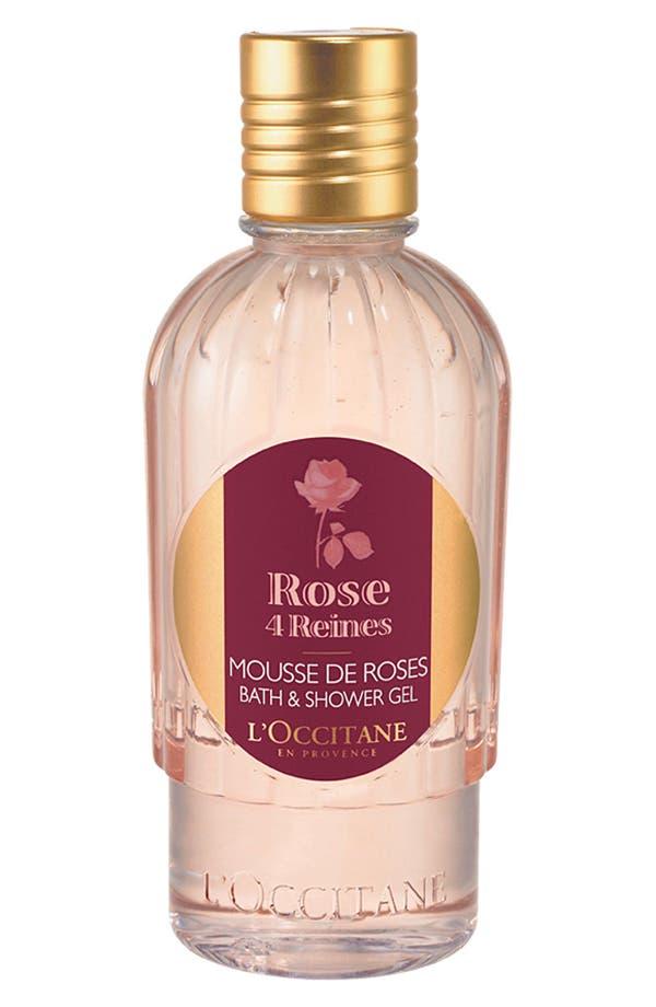 Alternate Image 1 Selected - L'Occitane 'Rose 4 Reines' Bath & Shower Gel
