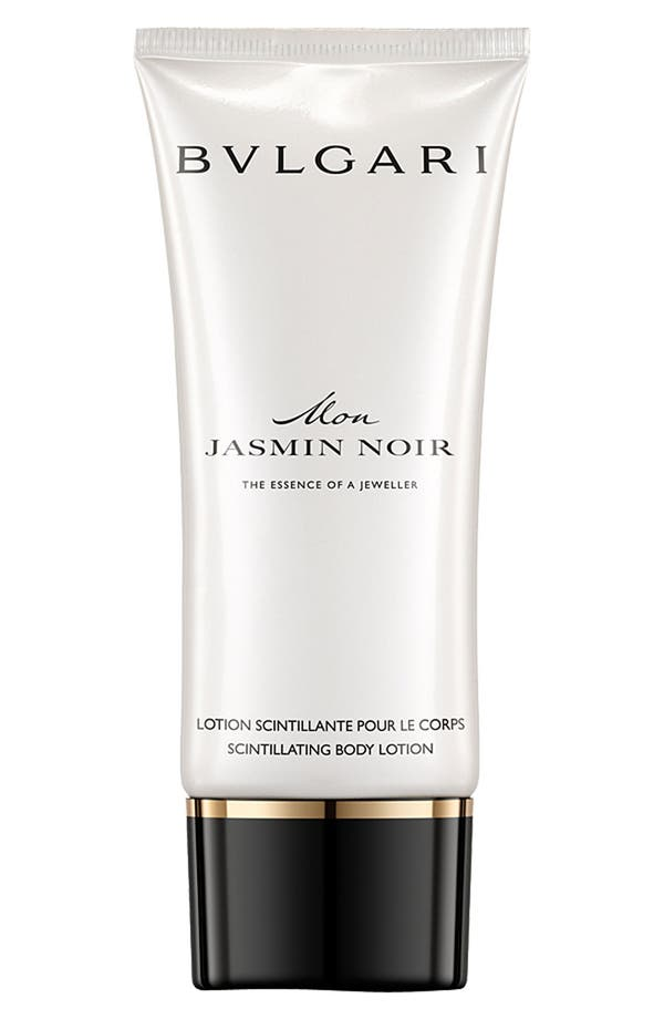 Main Image - BVLGARI 'Mon Jasmin Noir' Scintillating Body Lotion