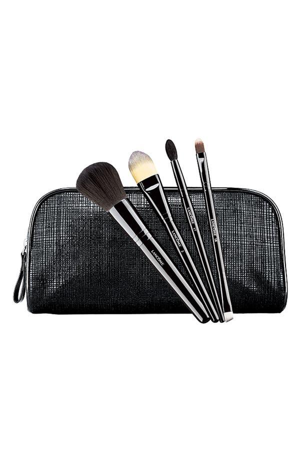 Main Image - Lancôme 'Parisian Sultry' Travel Brush Set (Nordstrom Exclusive) ($133 Value)
