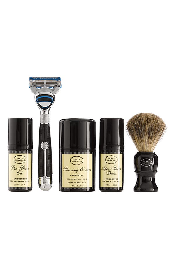 Main Image - The Art of Shaving® 'Fusion Chrome Power Shave' Collection ($235 Value)