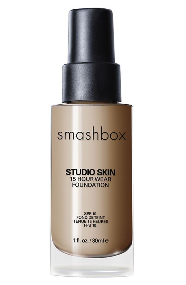 Alternate Image 1 Selected - Smashbox 'Studio Skin' 15 Hour Wear Foundation SPF 10