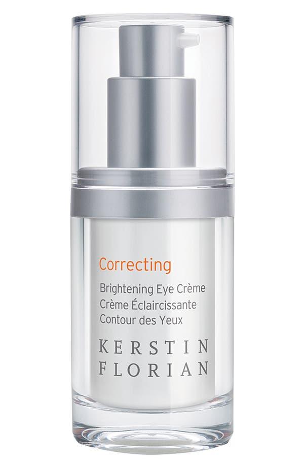 Main Image - Kerstin Florian Correcting Brightening Eye Crème