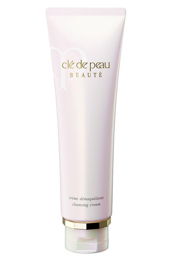 Alternate Image 1 Selected - Clé de Peau Beauté Cleansing Cream