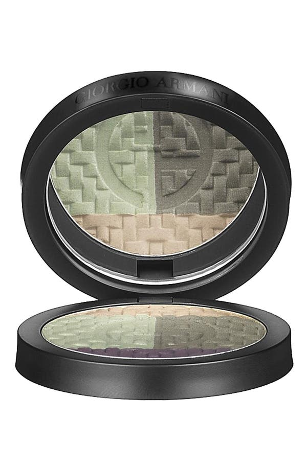 Alternate Image 1 Selected - Giorgio Armani 'Jacquard' Eye Palette