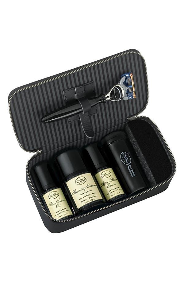 Alternate Image 1 Selected - The Art of Shaving® Travel Kit with Razor