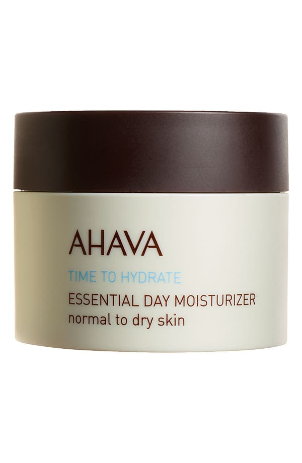Main Image - AHAVA 'Time to Hydrate' Essential Day Moisturizer (Normal to Dry Skin)