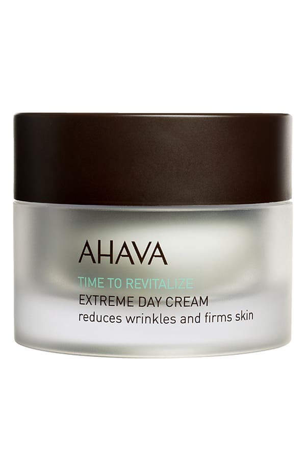 Alternate Image 1 Selected - AHAVA 'Time to Revitalize' Extreme Day Cream