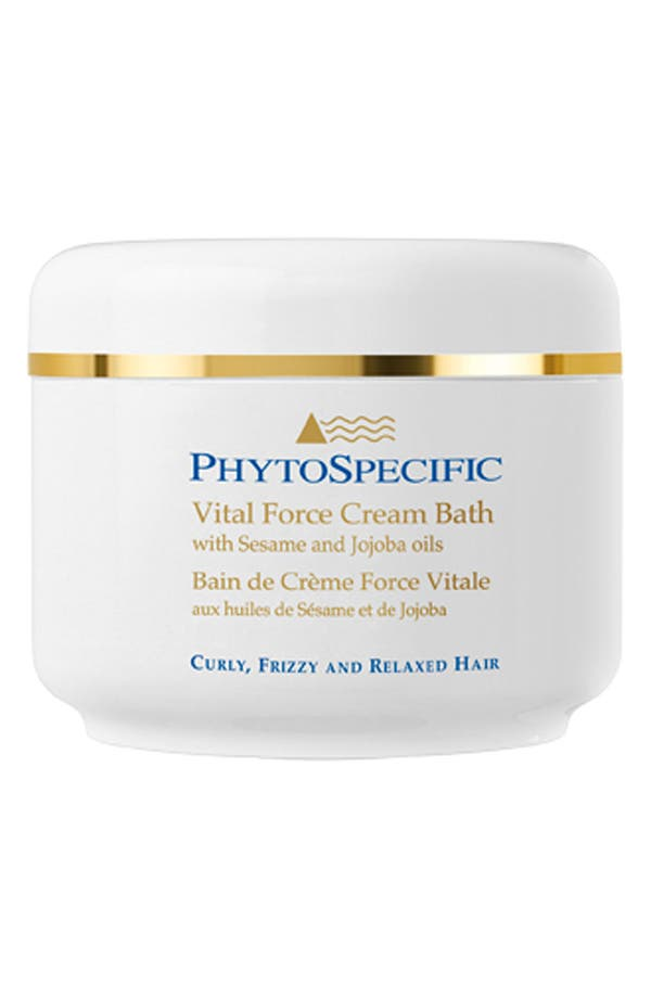 Alternate Image 1 Selected - PHYTO 'PhytoSpecific' Vital Force Cream Bath for Dry & Brittle Hair