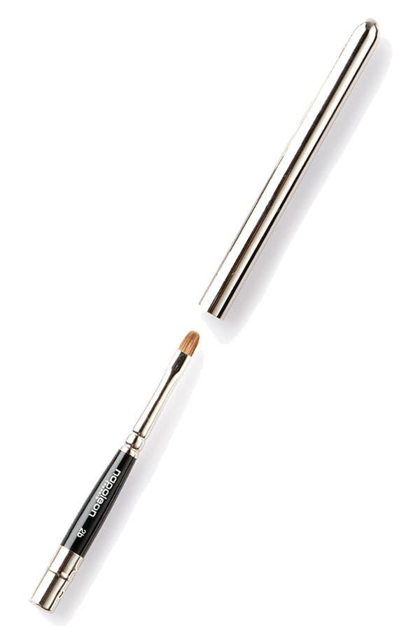 Alternate Image 1 Selected - Napoleon Perdis '2b' Two-Piece Compact Sable Lip Brush