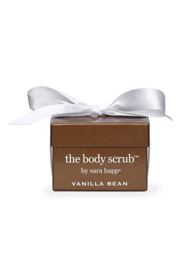 Alternate Image 3  - sara happ® 'The Body Scrub™ - Vanilla Bean' Scrub