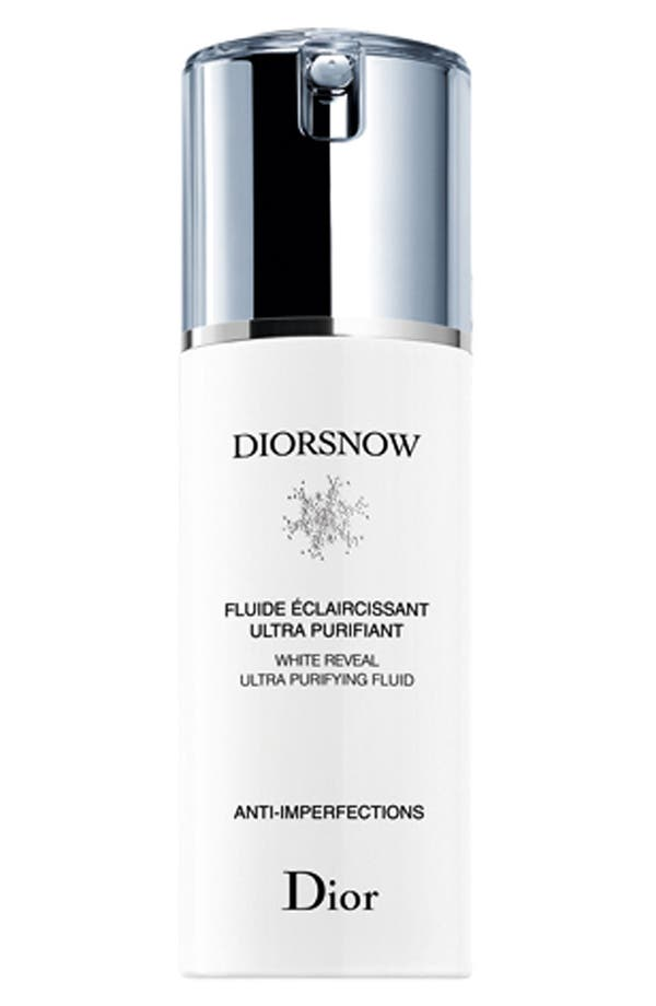 Alternate Image 1 Selected - Dior 'Diorsnow Perfecting' White Reveal Ultra Purifying Fluid