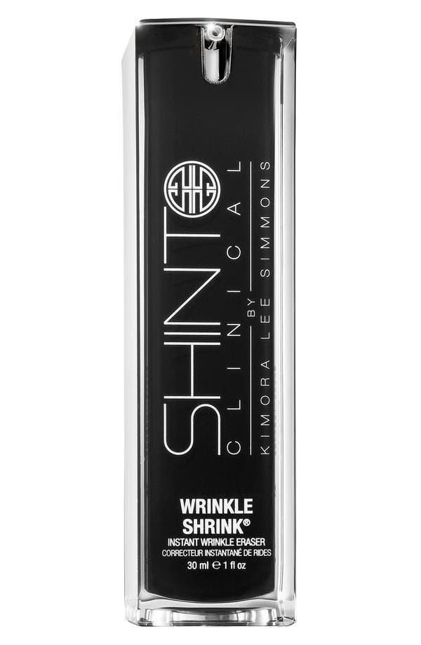 Alternate Image 1 Selected - Shinto Clinical 'Wrinkle Shrink®' Correcting Serum