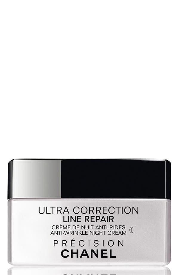 Alternate Image 1 Selected - CHANEL ULTRA CORRECTION LINE REPAIR  Anti-Wrinkle Night Cream