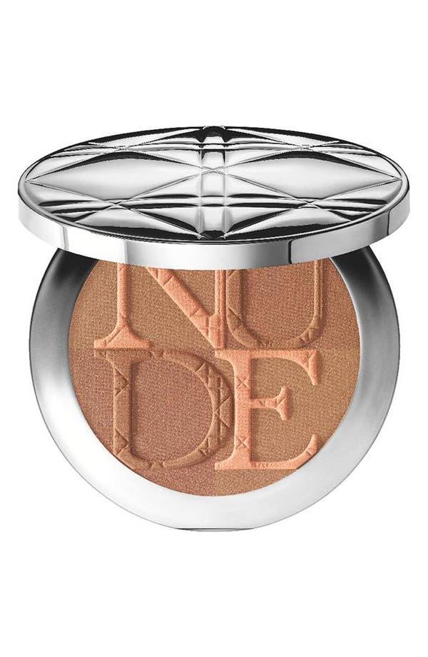 Alternate Image 1 Selected - Dior 'Diorskin Healthy Glow' Enhancing Powder Bronzer