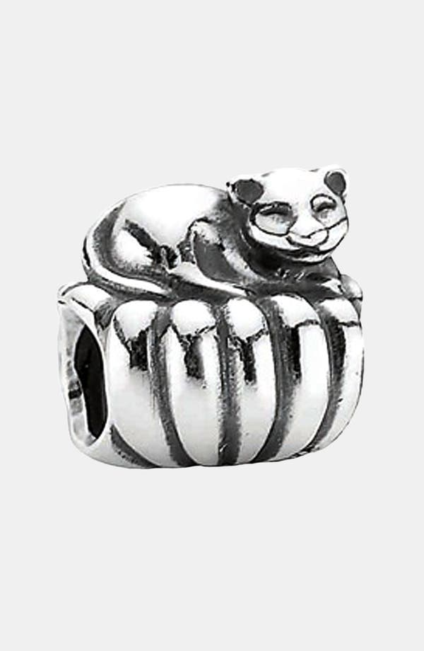 Alternate Image 1 Selected - PANDORA 'Cozy Cat' Charm