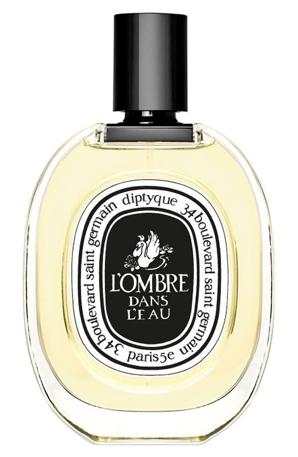 Alternate Image 1 Selected - diptyque L'Ombre dans L'Eau Eau de Toilette